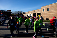 Firehouse 5k April 9, 2016